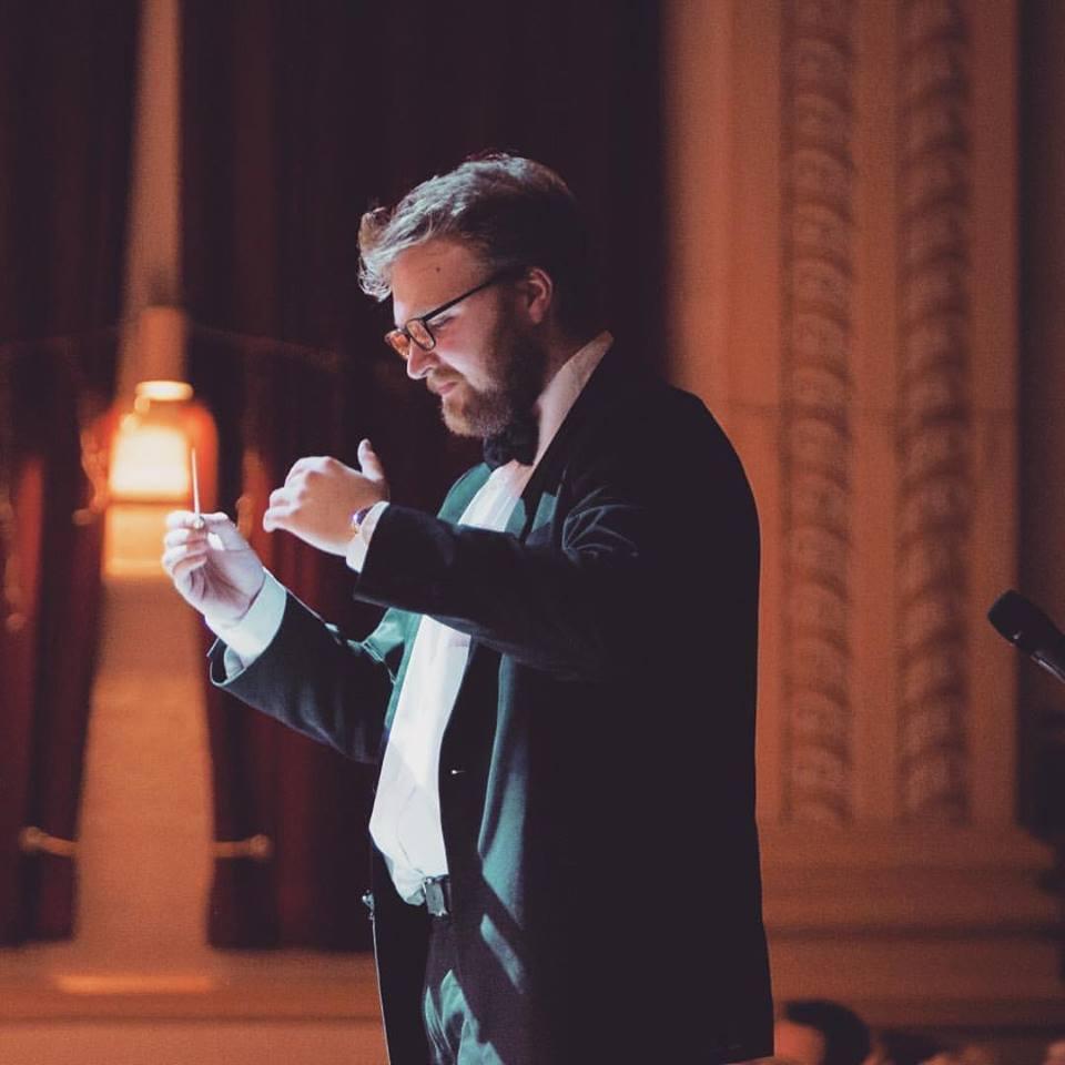 Musical Director, Jack Grime